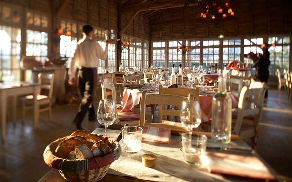 Le restaurant la Table du Lavoir