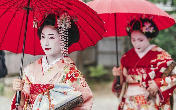 Aux portes d'un autre monde en toute liberté - Tokyo -