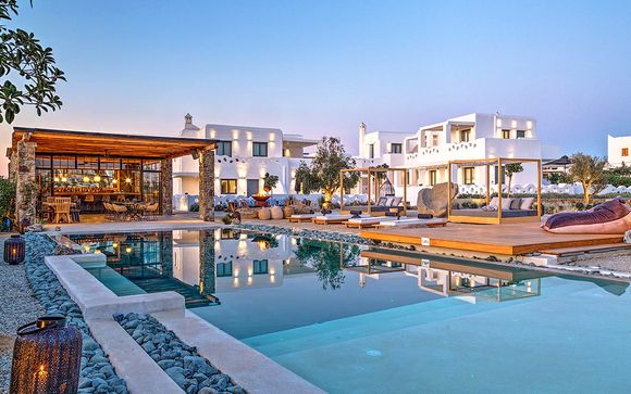 Hôtel Portes Mykonos Suites & Villas 4*