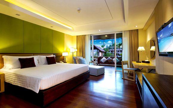 Poussez les portes de l'Hôtel Sentido Graceland Khao Lak Resort & Spa 5* à Khao Lak