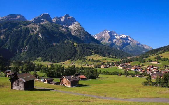 Rendez-vous... Près de Gstaad