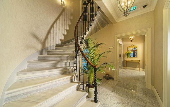 Poussez les portes de l'hôtel Meroddi Bagdatliyan