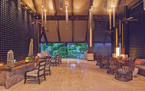 Poussez les portes de l'hôtel Fairmont Sanur Beach Bali 5*