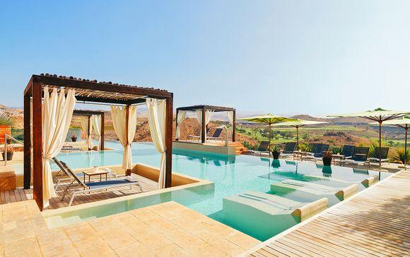 Poussez les portes du Salobre Hotel Resort & Serenity 5*
