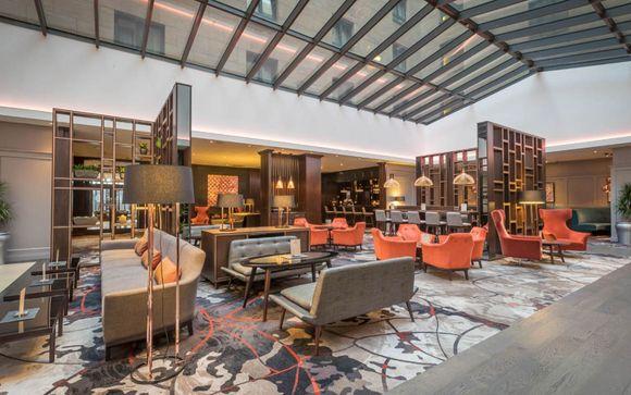 Poussez les portes de votre Clayton Hotel Leopardstown 4*