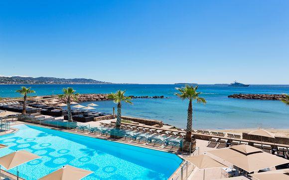 Combiné Holiday Inn Nice 4* et Pullman Cannes Mandelieu 4*