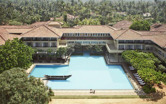 Votre extension à l'hôtel Heritance Ahungalla 5*