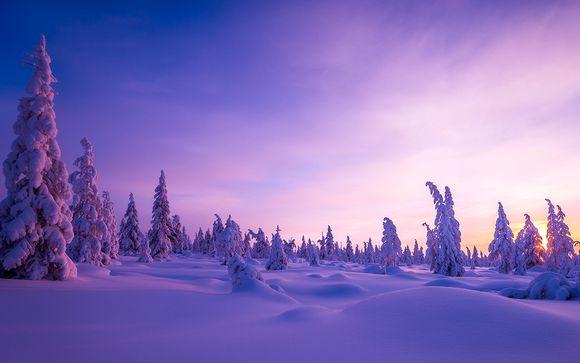 Séjour découverte des Merveilles de la Finlande 5 jours / 4 nuits
