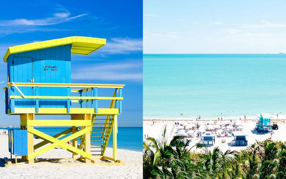 Combiné Generator Miami et Moon Palace Jamaica 5*