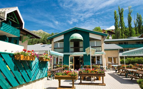 Poussez les portes de votre club Les Alpes d'Azur
