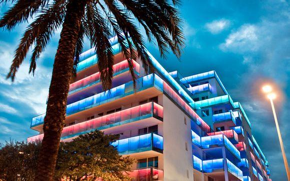 Poussez les portes de l'hôtel Europa Splash 4* à Malgrat de Mar