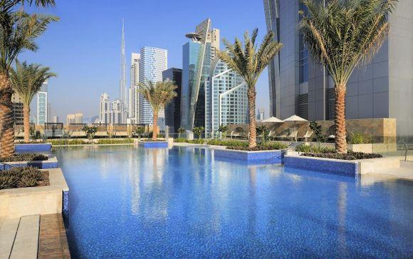 Votre pré-extension possible à Dubaï