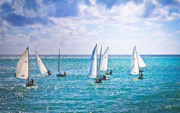 Rendez-vous... à Dubaï et sur l'île Maurice