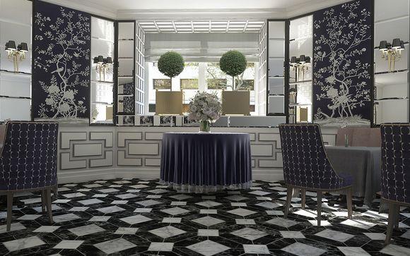Poussez les portes de l'Heritage Madrid Hotel 5*