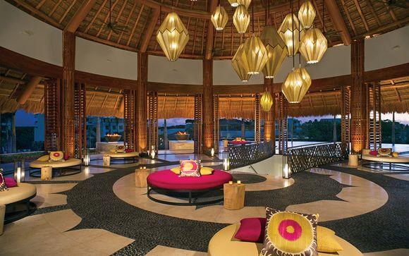 Votre extension à l'hôtel Secrets Akumal Riviera Maya 5*