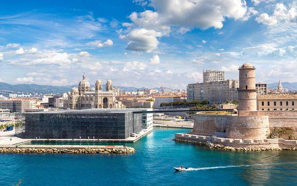 Hôtel Radisson Blu Marseille Vieux Port 4*
