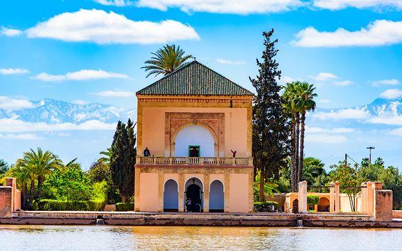 Circuit Marrakech et l'Atlas en 5 ou 7 nuits