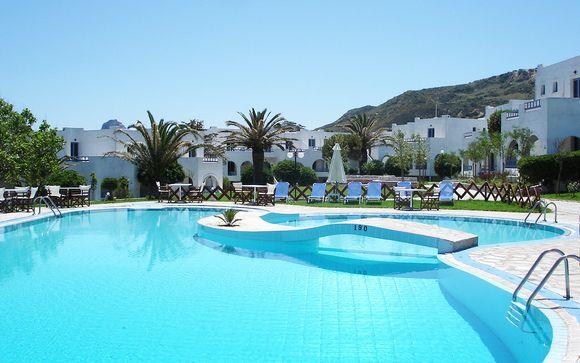 Grèce Skiros - Hôtel Skyros Palace à partir de 569,00 € (569.00 EUR€)
