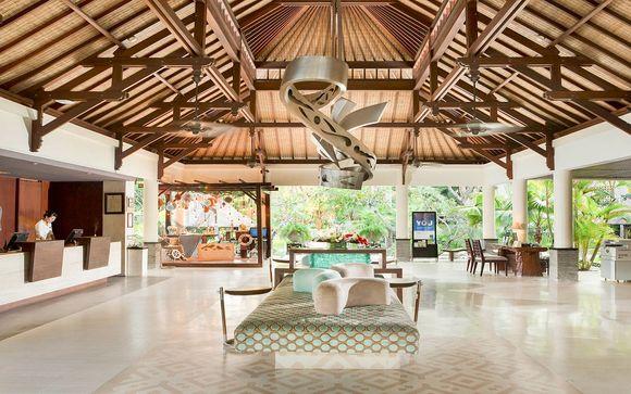 Poussez les portes de l'Hôtel Novotel Bali Nusa Dua 5*