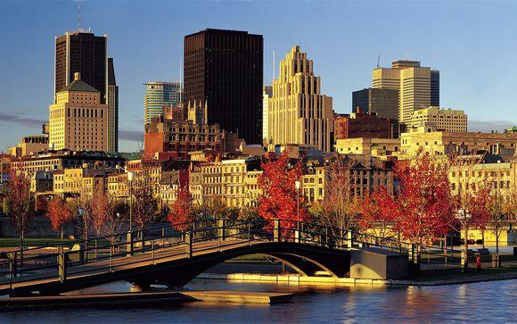 Rendez-vous... à Montréal et New York
