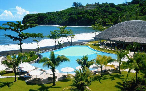 Votre journée ou nuit au Tahiti Pearl Beach Resort 4*