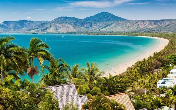 Séjour privatif et autotour île et plages de l'Australie