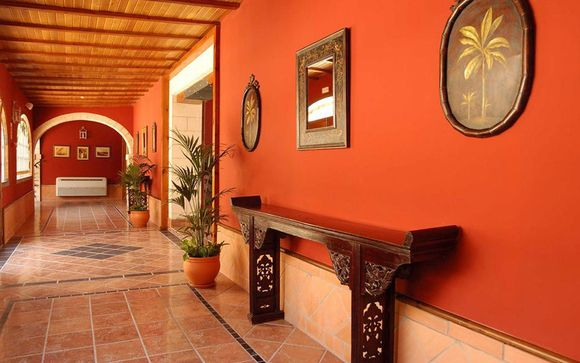 Poussez les portes de votre Hôtel Bodega Real 4*