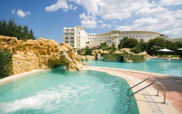 Hôtel Medina Solaria & Thalasso 5*
