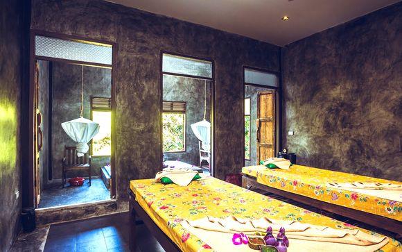 Poussez les portes de l'Hôtel Koh Yao Yai Village 4*