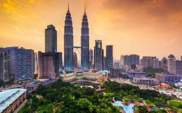 Rendez-vous... à Kuala Lumpur
