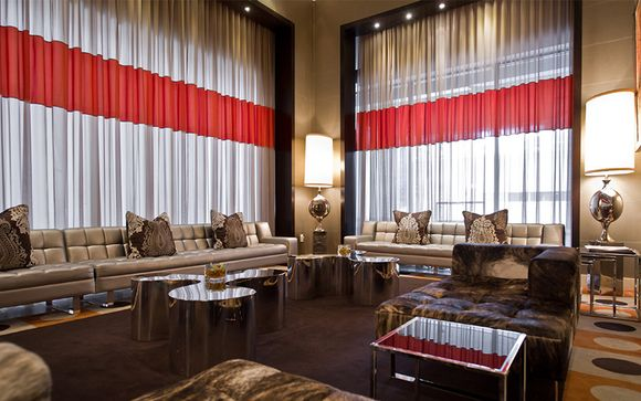 Poussez les portes de l'hôtel Bentley Hotel New York 4*