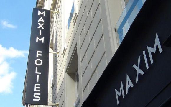 Poussez les portes du Maxim Folies