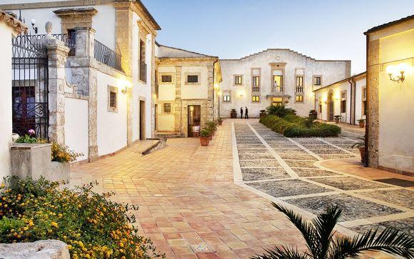 Poussez les portes de l'hôtel Villa Favorita
