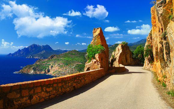 Circuit Corse en toute liberté