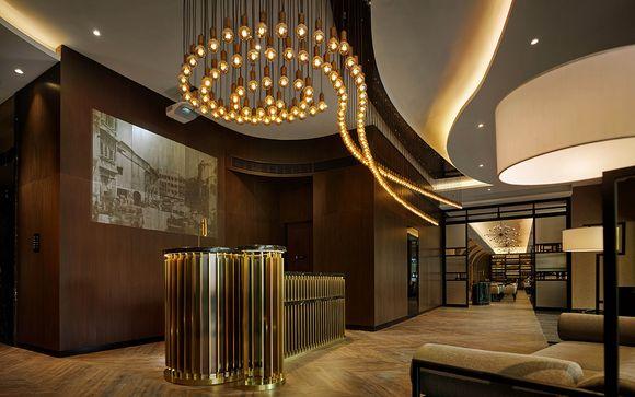 Poussez les portes de l'hôtel Stripes Kuala Lumpur 5*