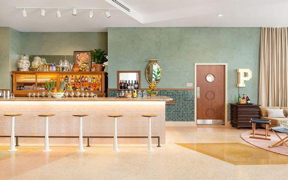 Poussez les portes de l'hôtel Palihouse Miami Beach 4* à Miami