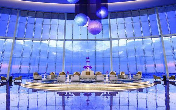 Votre pré-extension possible à Abu Dhabi (si vous choisissez l'offre 2)
