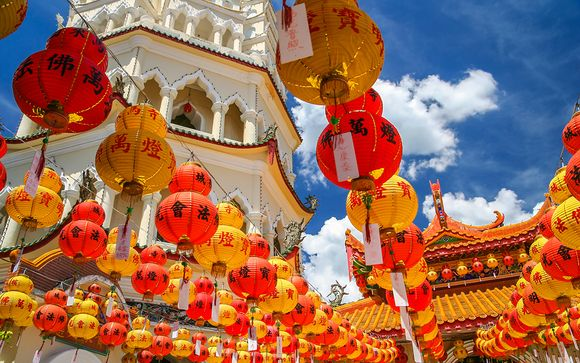 Malais datant chinois