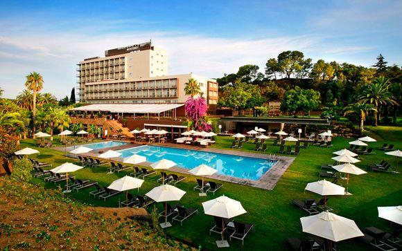 Gran Hôtel Monterrey & Spa 5*