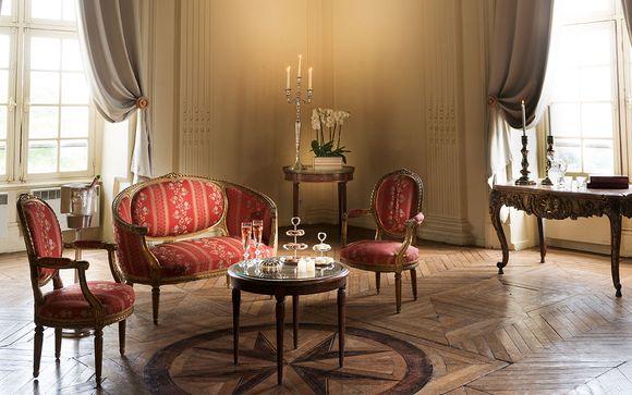 Hôtel Pavillon Henri IV - 4*