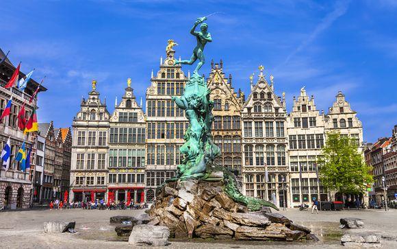Rendez-vous... à Anvers