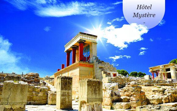 Horizon de rêve sur la mer Égée - Hersonissos -