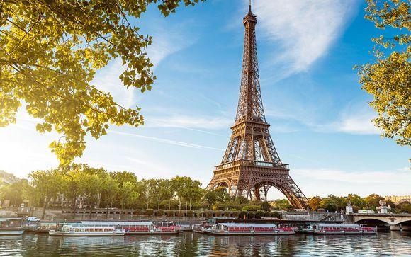 Hôtel de charme au cœur de Montmartre