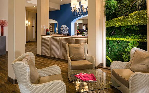 Poussez les portes de votre Matisse Hôtel