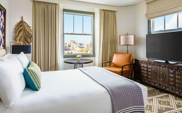 Poussez les portes de l'hôtel 4* Spero à San Francisco