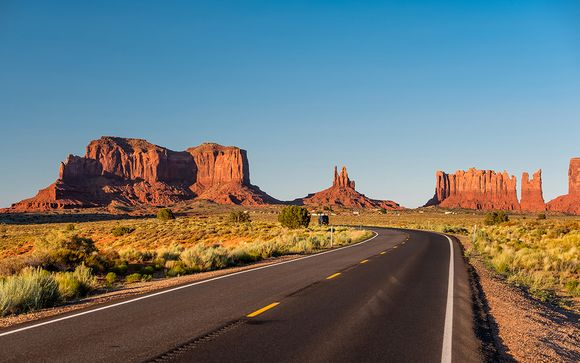 Autotour l'ouest américain en 8 nuits et pré-extension possible