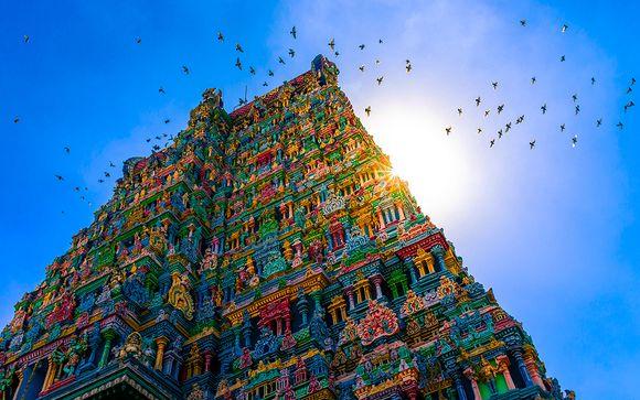 Circuit Magie de l'Inde du Sud