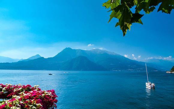 Tour des 3 lacs nord-italiens - 7 nuits