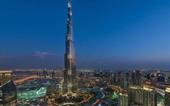 Mettez une option sur l'évasion à Dubaï