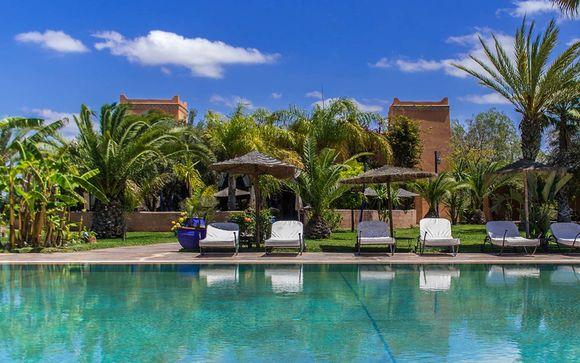Les Jardins D Issil Marrakech Jusqu A 70 Voyage Prive